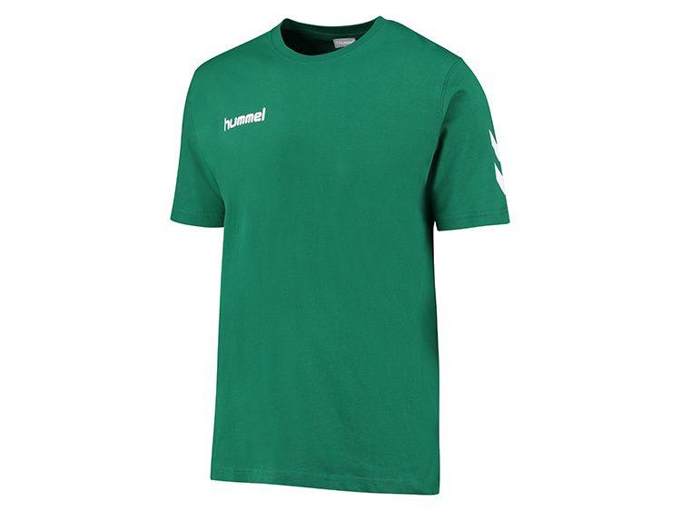 """Hummel """"Aufwärm""""- Shirt incl Druck"""