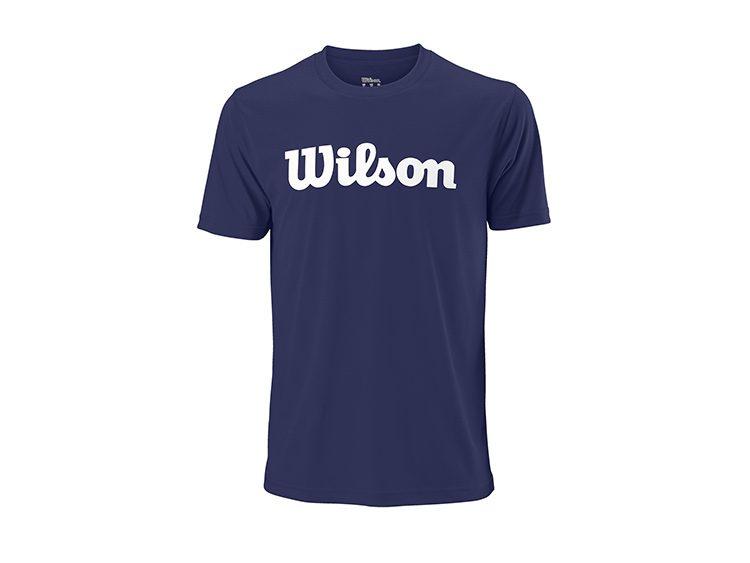 Wilson Team Script Tech Tee